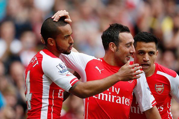 Alexis Sanchez rettet Fan vor Polizei!