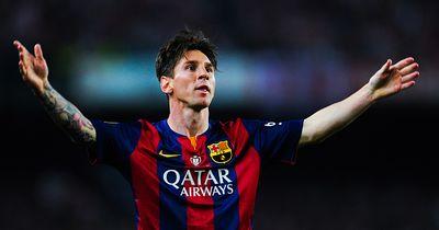Lionel Messi hat schlechte Erinnerungen an das Olympia-Stadion!