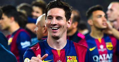 Philipp Lahm ist für Lionel Messi der konstanteste  Spieler der Welt!