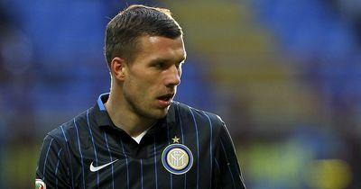 Lukas Podolski verlässt Inter Mailand