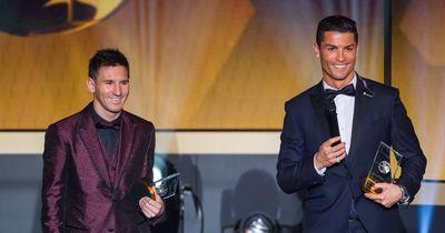 Messi nennt sein großes Vorbild