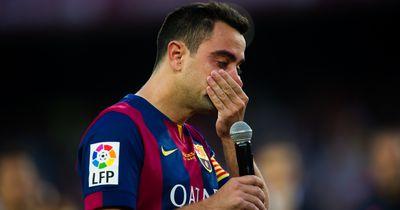 Xavi Hernandez mit emotionalen Worten des Abschieds!