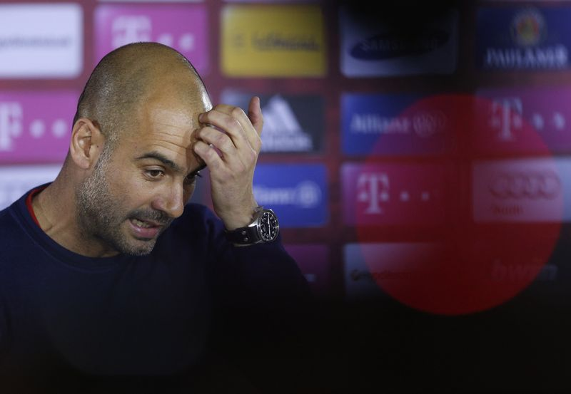45 Millionen-Gebot! Schnappt sich Manchester City Guardiolas Wunschspieler?