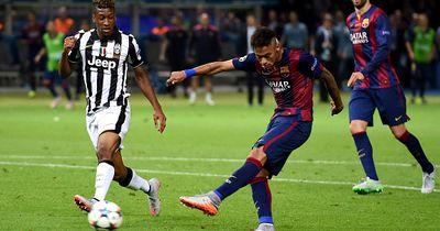 Neymar wollte unbedingt gegen Buffon treffen!