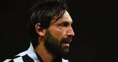 Andrea Pirlo: Echte Kerle weinen nicht?