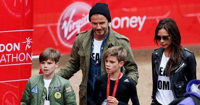 Nichts ist unmöglich - David Beckham in Verl