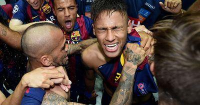 Neymar wünschte sich einen Big Mac von den Fans!
