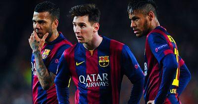 Dani Alves: Auf der Siegesfeier machte ihm Lionel Messi klar, dass er zu Barca gehört!