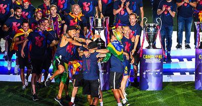 Vermaelen, Bravo und Costa müssen ihre Champions League Medaillen zurückgeben!