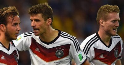 Das bedeutet Thomas Müller die deutsche Nationalhymne!