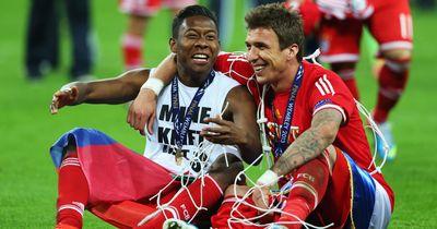 David Alaba über seine Zukunft beim FC Bayern