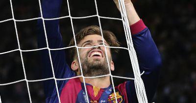 Pique schenkte das Tornetz vom Champions League- Finale seinem Freund zur Hochzeit!