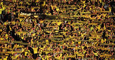 Borussia Dortmund im Kampf gegen die Nazi-Fans