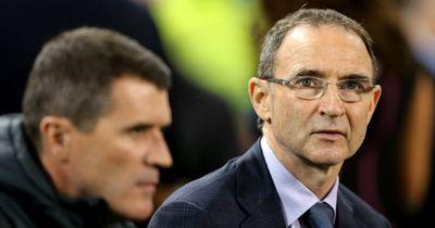 Irlands Nationaltrainer knapp an einer Katastrophe vorbei