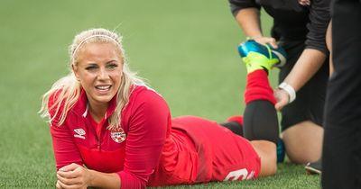 Die  8 hübschesten Spielerinnen der Frauen-Fußball WM!