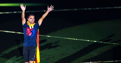 Xavi kritisiert Neymar