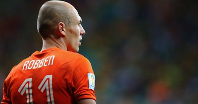 """Arjen Robben am Boden zerstört: """"Für Momente war ich wie tot"""""""