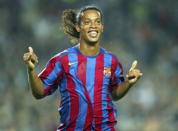 Spielen Eto`o und Ronaldinho bald wieder zusammen?