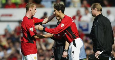Video: Das Debüt von Cristiano Ronaldo bei Manchester United!