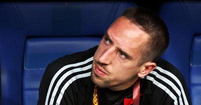 Ribery wird bei dem FC Bayern zum Sorgenkind