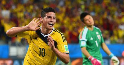 100-Millionen-Offerte für James Rodríguez?