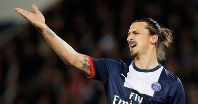 """""""Wechsel zu Arsenal?"""" So lustig reagiert Zlatan auf die Frage des Journalisten!"""