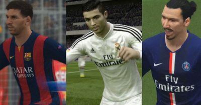 PES 2016 vs. FIFA 16! Der große Vergleich!