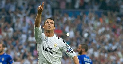 Wissenschaftler benennen Galaxie nach Ronaldo!