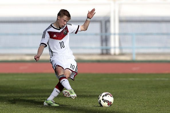 Das größte deutsche Talent seit Mario Götze?
