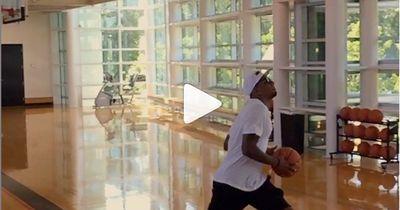 Irres Instagram Duell: Weltmeister gegen NBA-Star
