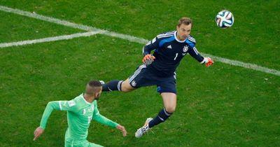 Video: Manuel Neuers One-Man-Show gegen Algerien!