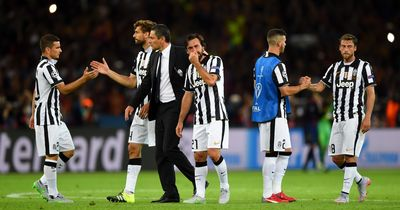 Das war in der Whatsapp-Gruppe von Juventus Turin los!