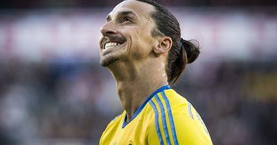 Zlatan hätte Pep Guardiola fast niedergeschlagen!
