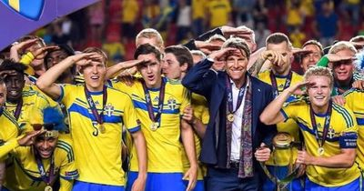 So feiert Schweden seinen U-21 Triumph