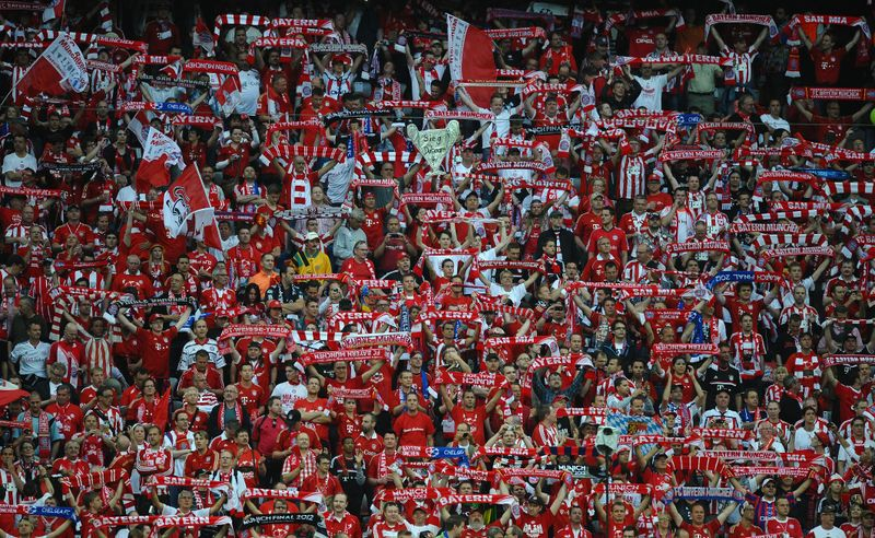 Top 10 der besten Fankurven der Bundesliga