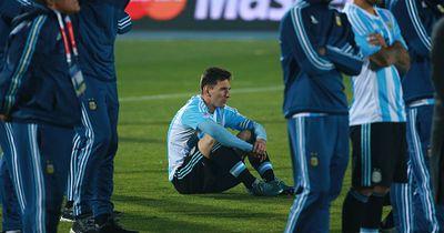 Widerlicher Angriff auf Lionel Messis Vater!