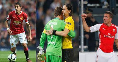 Transfer-Gerüchte: Di Maria zu Bayern, Weidenfeller vor Abgang, Poldi weg von Arsenal uvm.