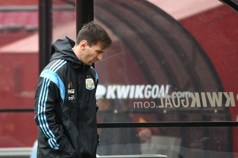 Das geschah nach der Final Niederlage von Lionel Messi!