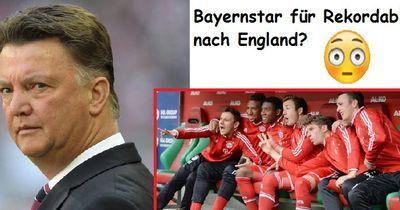 Zieht es Thomas Müller für diese Rekordablöse zu Manchester United?