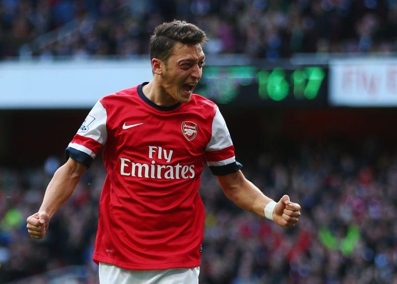 Mesut Özil: Das ist meine Traumelf!