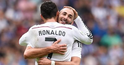 Dani Alves greift Ronaldo an
