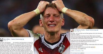 Das sagen die Bayern-Fans zum Wechsel von Schweinsteiger!