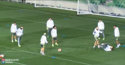 Real Madrid: Es kriselte im Training zwischen Pepe und CR7