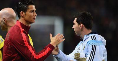 Messi und Ronaldo in einem Team!