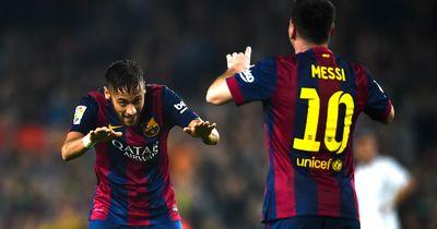 Mit dieser Aussage verpasst Neymar Lionel Messi den Ritterschlag!