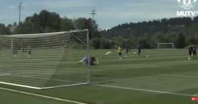 Video: Dieser Spieler soll De Gea im Manchester Tor ersetzen