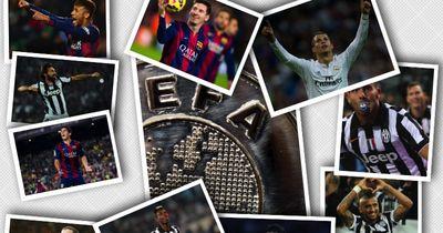 UEFA Fußballer des Jahres: Das sind die 10 Kandidaten