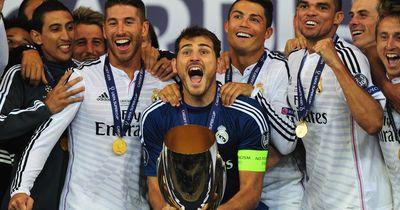 Cristiano Ronaldo verabschiedet über Twitter Iker Casillas