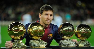 Das sind 5 Gründe, warum Leo Messi den Ballon d'Or wieder gewinnt