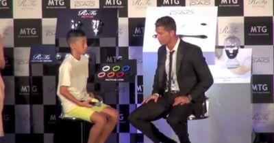 Darum ist Cristiano Ronaldo ein wahrer Ehrenmann!